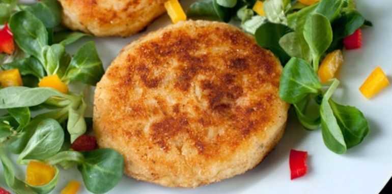 Котлеты картофельные с сыром — рецепт с фото пошагово