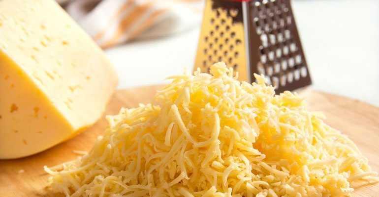 Сыр-на-терке